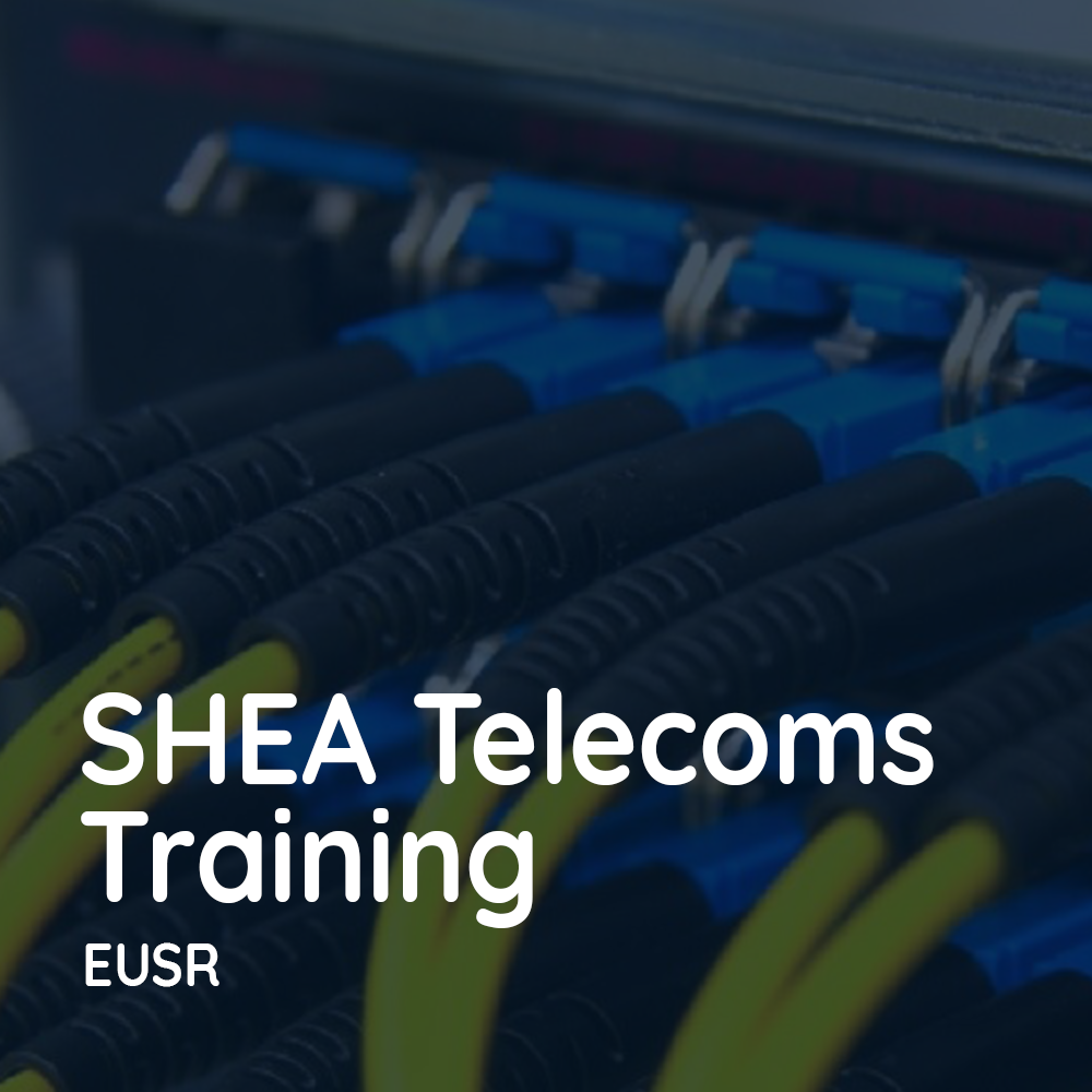 SHEA Telecoms Training